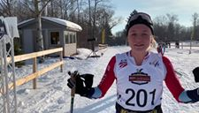 Alayna Sonnesyn Wins the 2019 CXC Cup Classic Mass Start Race