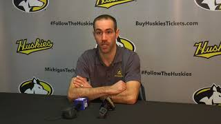 Michigan Tech Mt. Itasca Invite Recap Interview